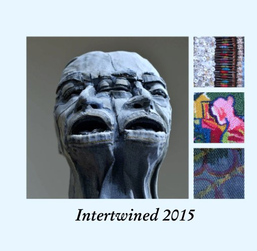 View Intertwined 2015 by Contemporary Southeastern Fiber Art