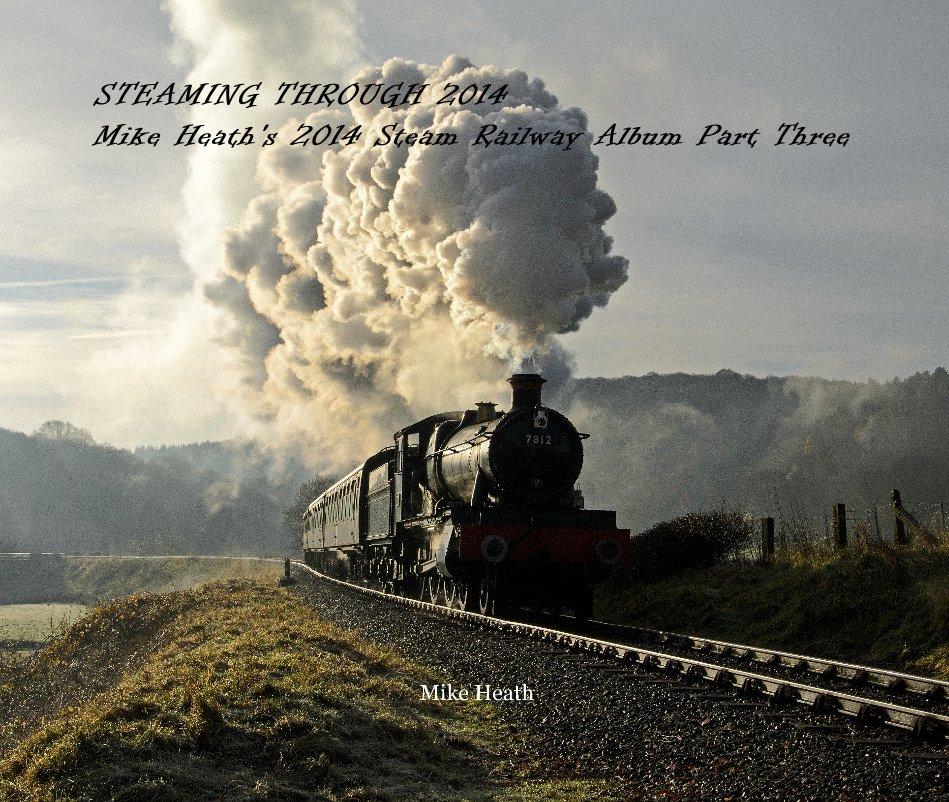 View STEAMING THROUGH 2014 Mike Heath's 2014 Steam Railway Album Part Three by Mike Heath
