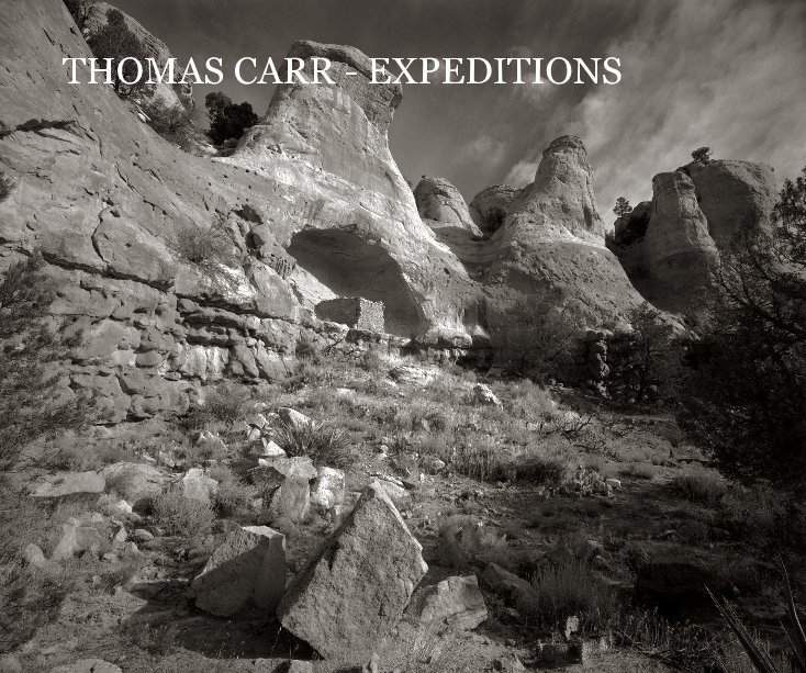 View THOMAS CARR - EXPEDITIONS by Thomas Carr