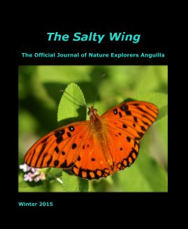 The Salty Wing Winter 2015 - Education photo book