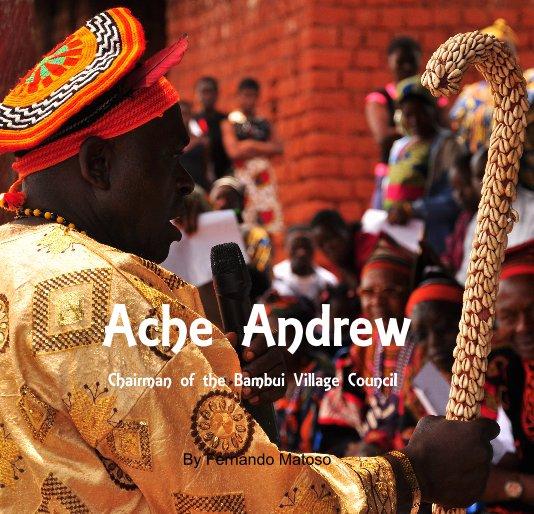 View Ache Andrew by Fernando Matoso