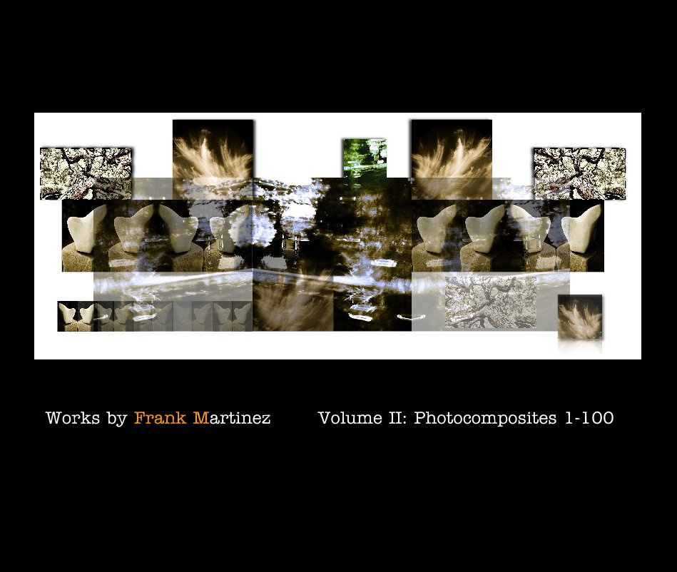 Ver Works by FM:  Volume II: Photocomposites 1-100 por Frank Martinez