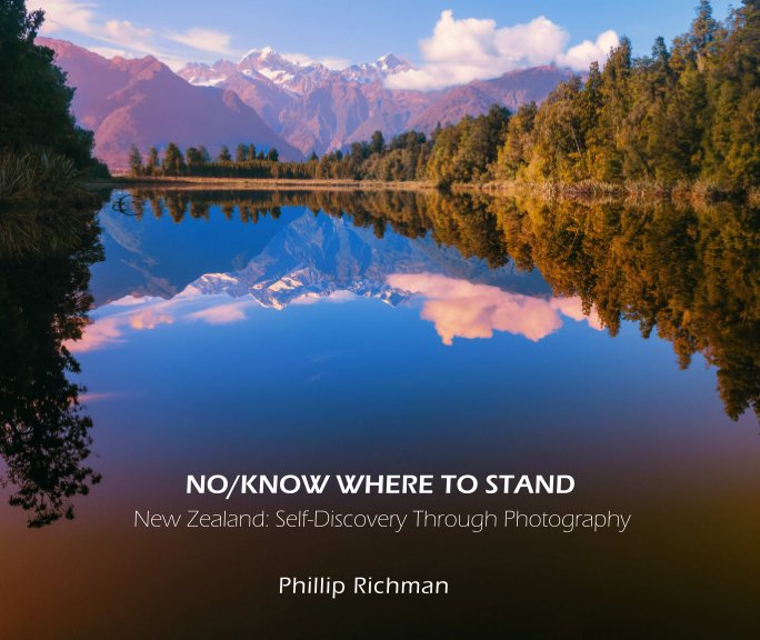 View NO/KNOW WHERE TO STAND by Phillip Richman