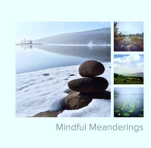 View Mindful Meanderings by Margaret Helthaler
