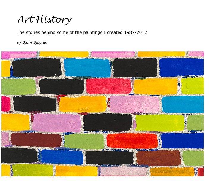 View Art History by Bjorn Sjogren