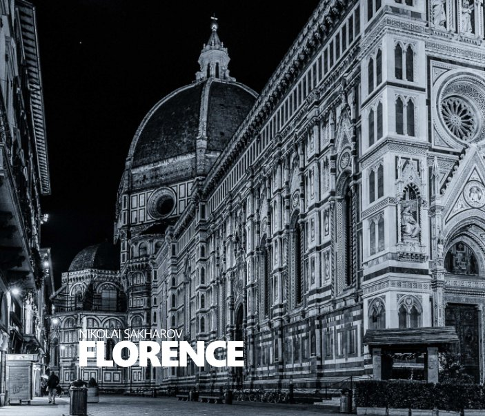 View Florence by Nikolai Sakharov
