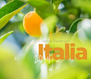 Italia 2014 - Travel photo book