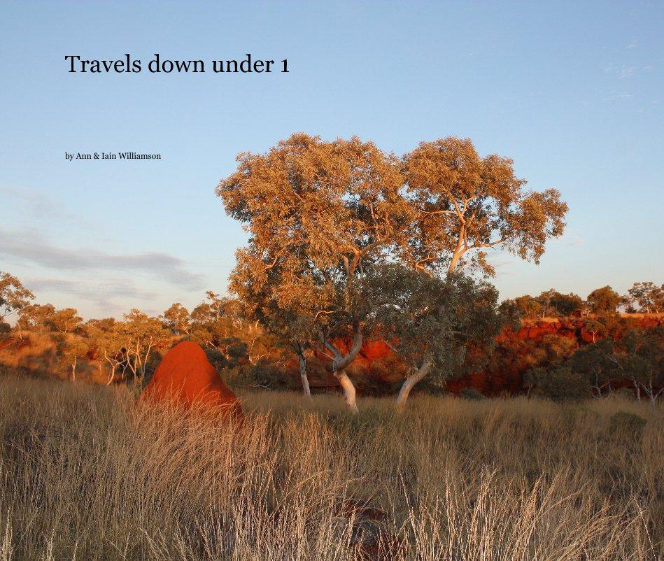 View Travels down under 1 by Ann & Iain Williamson