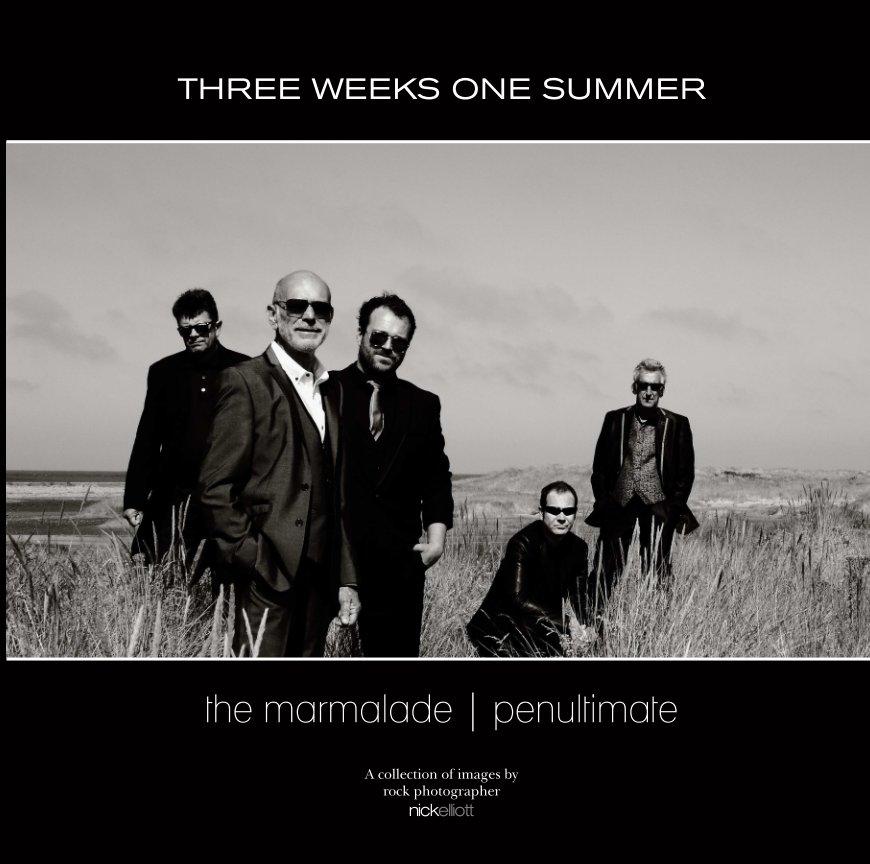 View Three Weeks One Summer by Nick Elliott Rock Art Photographer