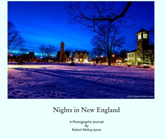 View Nights in New England by Robert McKay Jones