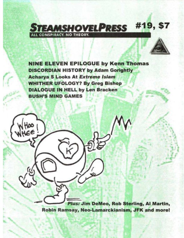 View Steamshovel Press Issue 19 by Various