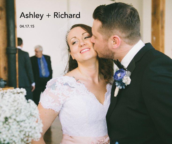 View Ashley + Richard by Patrick Kane