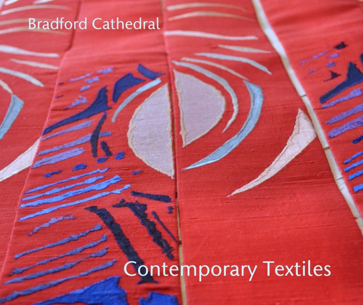 View Bradford Cathedral contemporary textiles by Polly Meynell