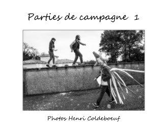 Parties de campagne 1 - Portfolios livre photo
