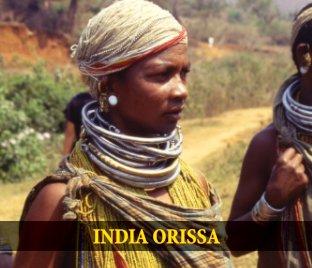 India Orissa - Travel photo book