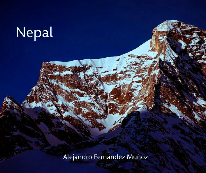 View Nepal by Alejandro Fernández Muñoz