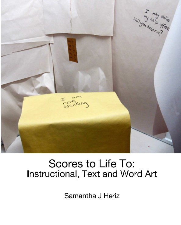 View Scores to Life To: Instructional, Text and Word Art by Samantha J Heriz