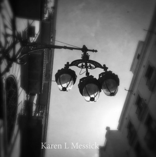 View Barcelona in Black and White by Karen L Messick