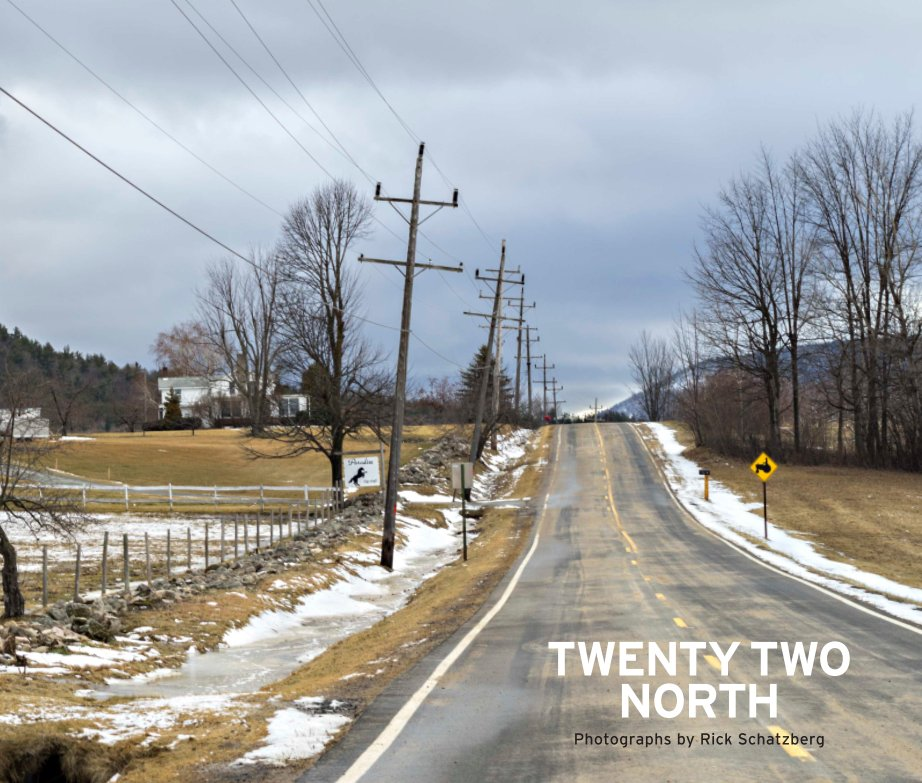 View Twenty Two North by Rick Schatzberg