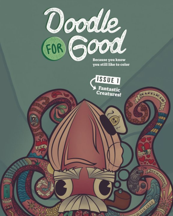 View Doodle for Good by Meghan Thome and David Albert