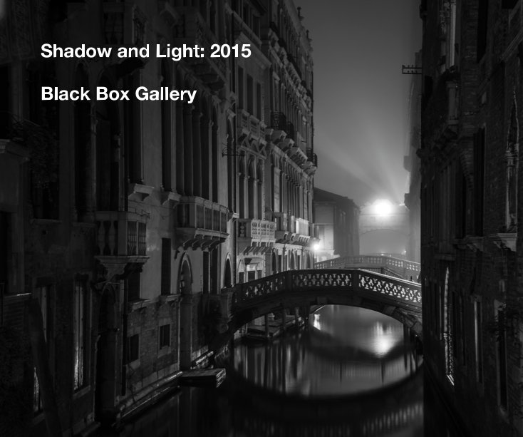 View Shadow and Light: 2015 by Black Box Gallery