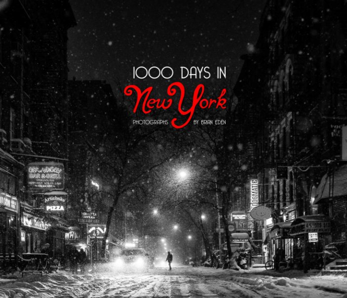View 1000 Days in New York by Brian Eden