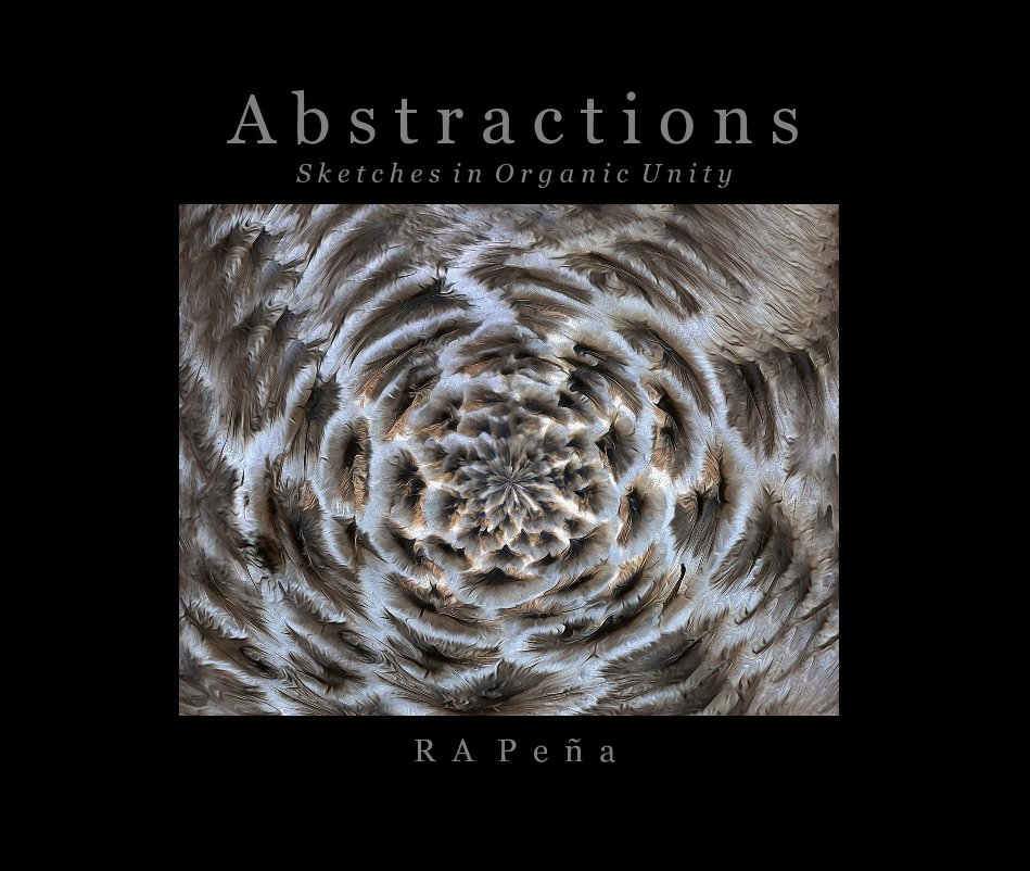 View Abstractions - Sketches in Organic Unity by RA Peña