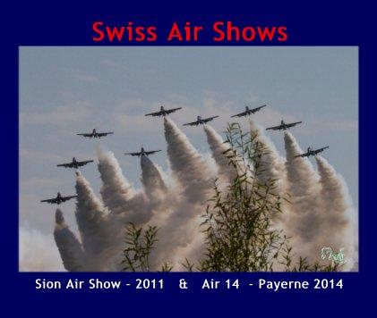 Swiss Air Shows - Livres d'art et de photographie livre photo