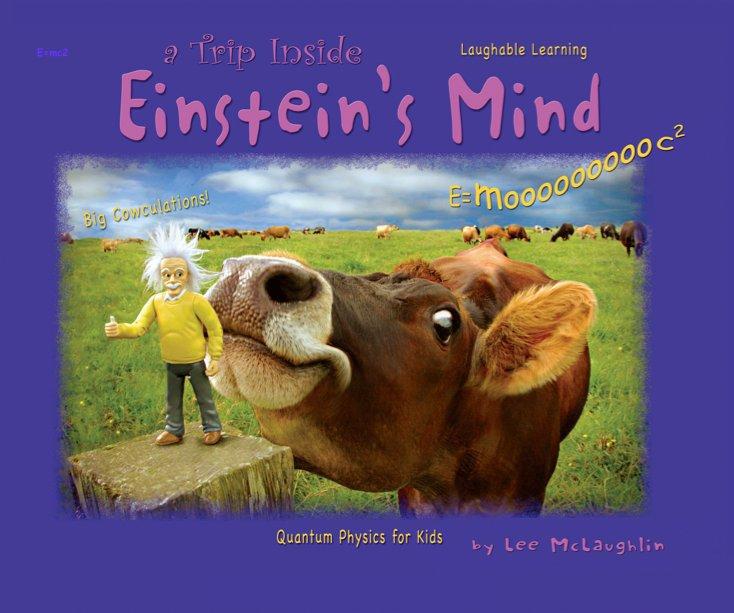 View Quantum Fun - Einstein's Mind by Lee McLaughlin