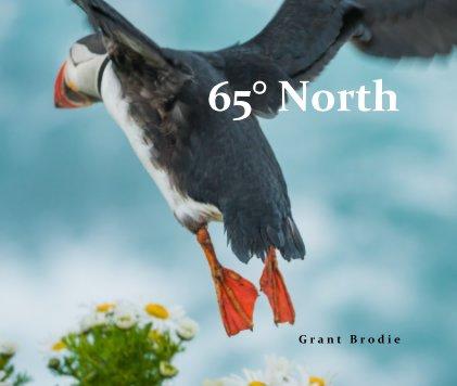 65° NORTH - Fine Art photo book