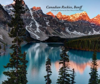 Canadian Rockies - Banff - Arts & Photography Books photo book