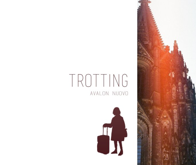 View Trotting - Paperback by Avalon Nuovo