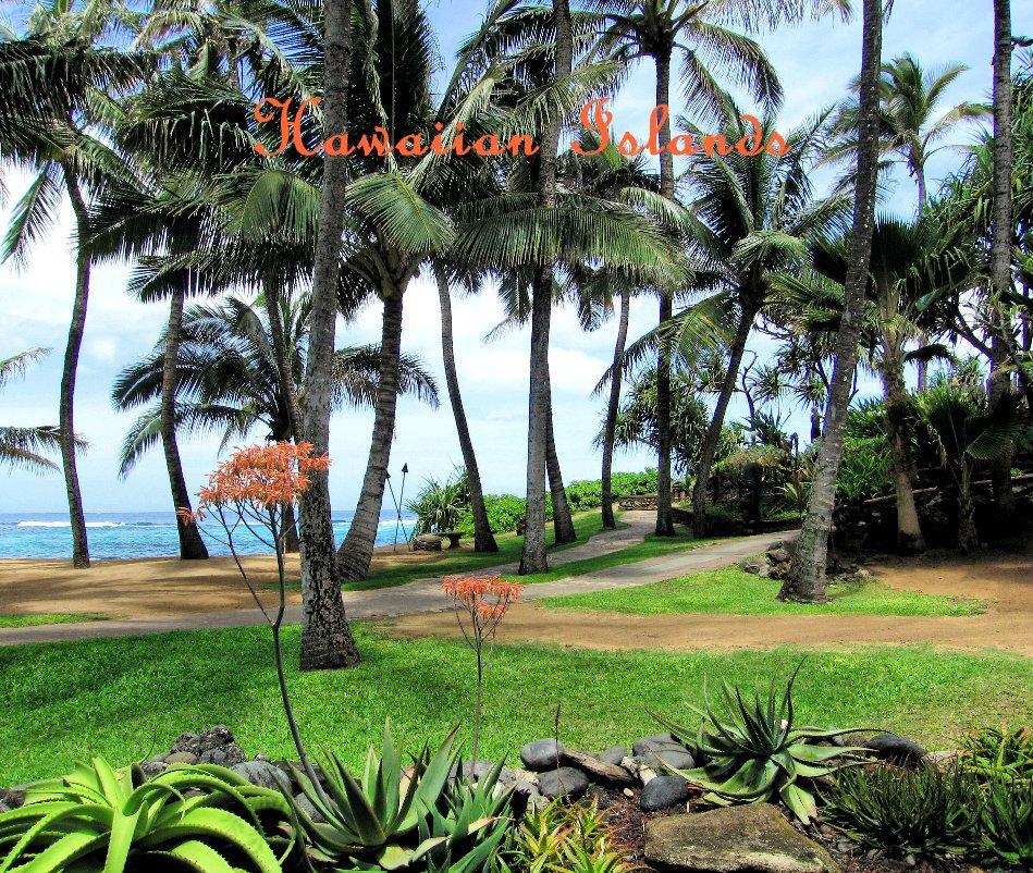 View Hawaiian Islands by Edna G. Billesberger