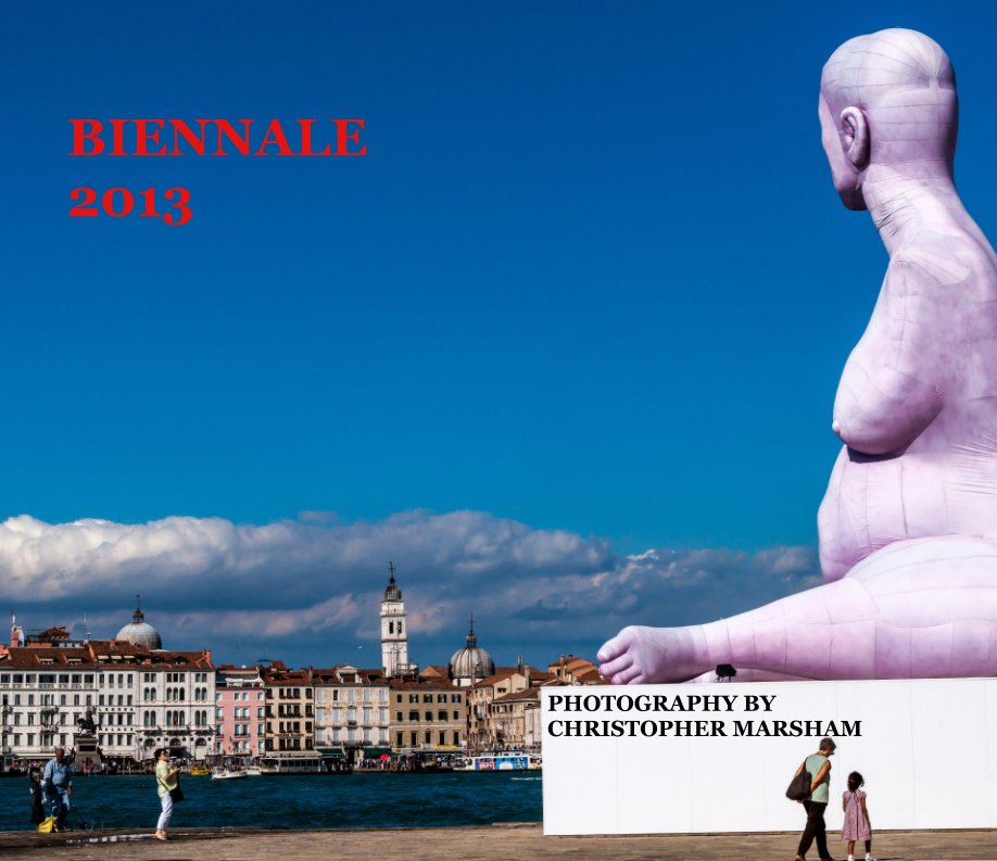 View BIENNALE 2013 by CHRISTOPHER MARSHAM