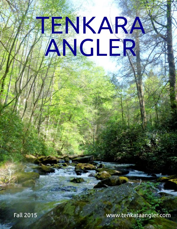 View Tenkara Angler - Fall 2015 by Michael Agneta