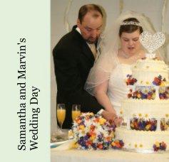 Samantha and Marvin's Wedding Day - Wedding photo book