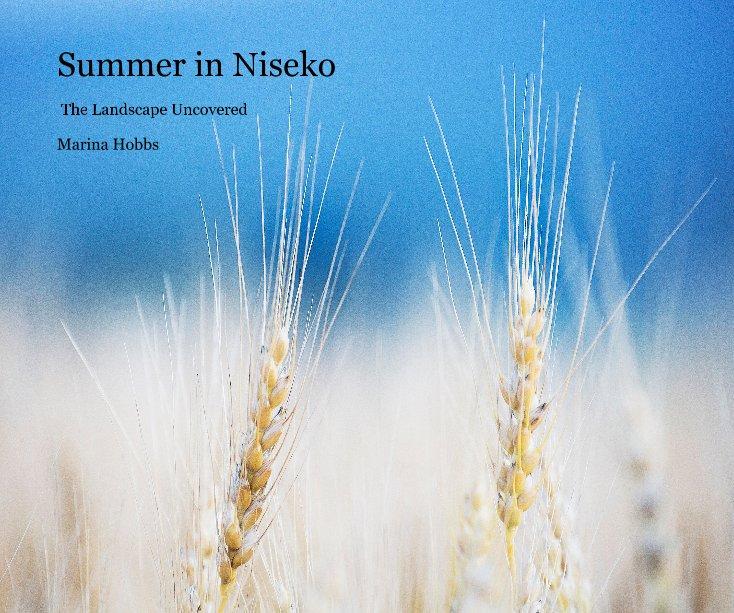 View Summer in Niseko by Marina Hobbs