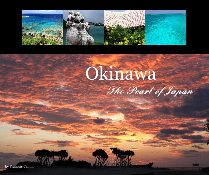 View Okinawa photo book by Francois Cantin