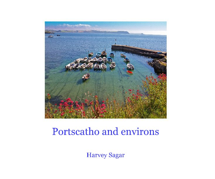 View Portscatho and environs by Harvey Sagar