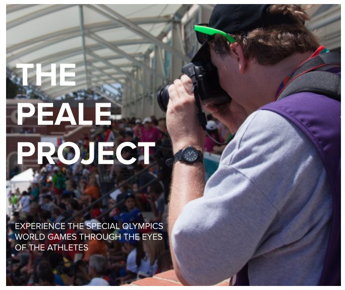 View The Peale Project (softcover) by Special Olympics World Games LA2015