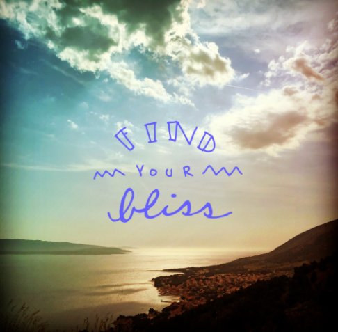 View Find Your Bliss by Heather Siebenaler