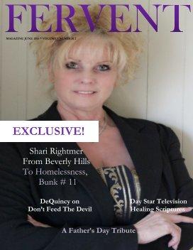 Fervent Magazine June 2015 Edition - Religion & Spirituality economy magazine