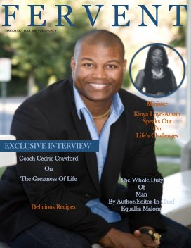 Fervent Magazine July 2015 Edition - Religion & Spirituality economy magazine