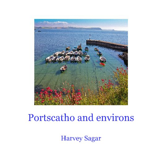 View Portscatho and environs by Harvey Sagar