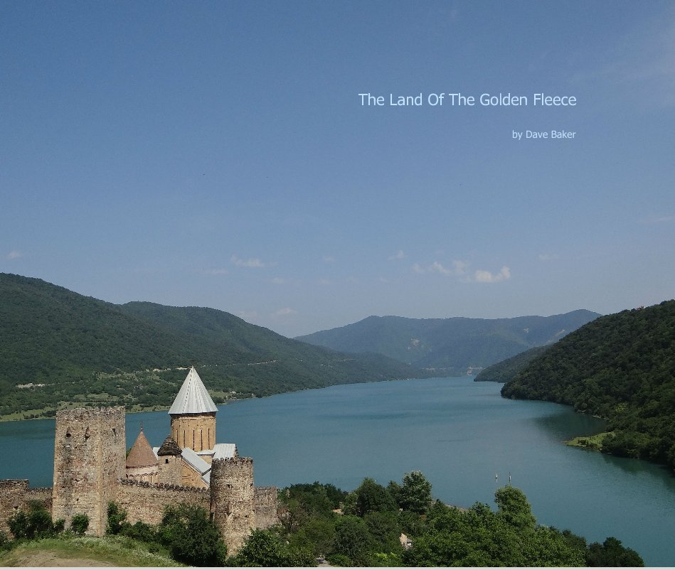 View The Land of the Golden Fleece by Dave Baker