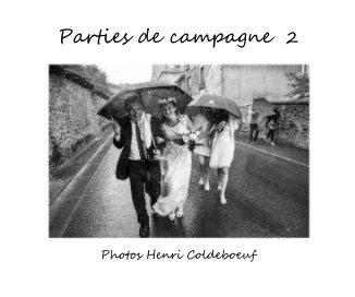 Parties de campagne 2 - Portfolios livre photo