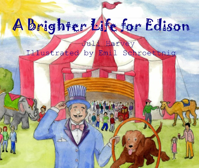 View A Brighter Life for Edison by Juli Harvey