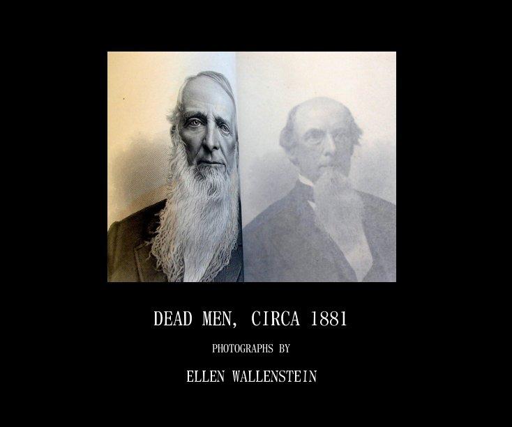 View DEAD MEN, CIRCA 1881 by ELLEN WALLENSTEIN