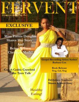 Fervent Magazine September Edition 2015 - Religion & Spirituality economy magazine