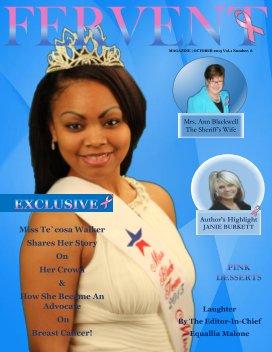 Fervent Magazine October 2015 Edition - Religion & Spirituality economy magazine